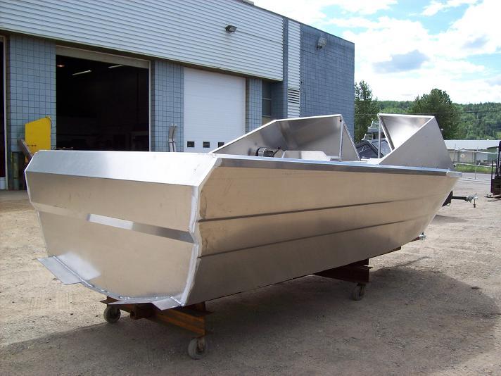 Custom Aluminum Boats - Bing images